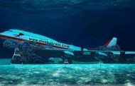 Bahrain To Launch The World's Largest Underwater Theme Park Including A Sunken 747 Jumbo Jet