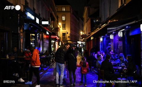 Paris put on 'maximum alert' with more Covid-19 restrictions to come